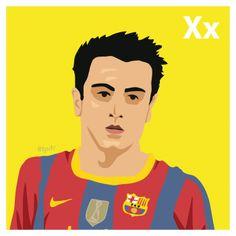 X is for Xavi. #atoz #tpitr