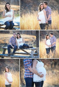 natural outdoor maternity pictures by Ann Bennett Photography in Tulsa, OK Outdoor Maternity Pictures, Maternity Poses, Newborn Poses, Baby Shower Photography, Birth Photography, Newborn Pictures, Baby Pictures, Bump Photos, Expecting Baby