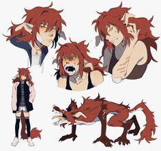 Fantasy Character Design, Character Design Inspiration, Character Concept, Character Art, Concept Art Landscape, Manga Dragon, Creature Drawings, Wow Art, Monster Art
