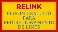 """Relink - Plugin Gratuito para Redirecionamento de Links Ideal para Marketing Digital Neste Vídeo eu mostro como o Relink (criado pelo Empreendedor Digital Meison Almeida) funciona e mostro também os seus benefícios para os afiliados de produtos digitais que precisam """"esconder"""" os seus links de Afiliados.  O Relink é um plugin de redirecionamento de links ideal para quem utiliza o Facebook e Youtube.   Dentre várias funcionalidades o plugin relink vai te proporcionar ter um melhor controle…"""