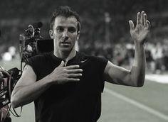Alessandro Del Piero, fatica, sudore, perseveranza, fedeltà...