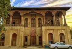 Basra,  Iraq   فن العمارة البصراويه