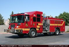 Las Vegas Fire Department | ... Pumper Las Vegas Fire Department Emergency Apparatus Fire Truck Photo