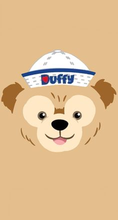 ❤️DUFFY ❤️ the Disney bear witch I kinda don't get that HE is the Disney bear but he's the best teddy bear IN THE WORLD
