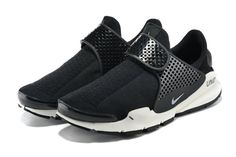 more photos 8c8dd 92513 Hot Sale Nike Sock Dart Oreo Slip ON UND Black White Runing Shoes UK  Trainers