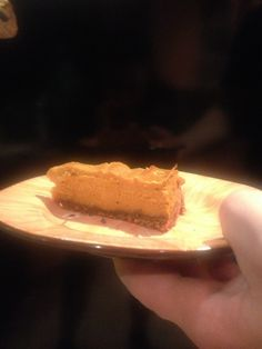 This Thanksgiving, make a pumpkin cheesecake that is healthier (and maybe even tastier) than your regular pumpkin dishes. Vegan and delicious, you will be amazed with this pumpkin cheesecake.