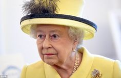 TheQueen has delayed plans to travel to Norfolk today for the start of her Christmas brea...