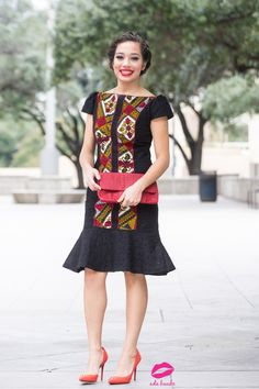 Amazing latest african fashion look African Print Dresses, African Dresses For Women, African Wear, African Attire, African Women, African Prints, African Outfits, African Inspired Fashion, African Print Fashion