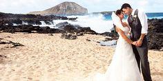 ©HookPhotography   Makapu'u Beach Wedding