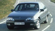 Opel - 1986 - Opel Omega A CD, 1986–1994.