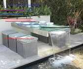 Modernes Wasserspiel #waterfeatures Modernes Wasserspiel #modernes #wasserspiel,...#modernes #wasserspiel #waterfeatures Outdoor Furniture Sets, Outdoor Decor, Water Features, Drinks, Food, Home Decor, Water Games, Water Sources, Drinking