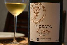 Mais um vinho brasileiro de respeito, em sua segunda safra: Pizzato Legno Chardonnay DO 2012