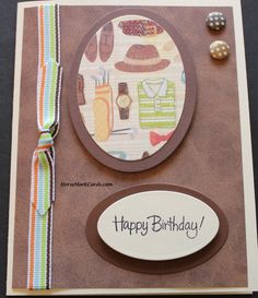 Birthday cards for a guy! Visit horsemarkcards.com for more cards for guys (and gals!)