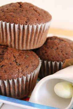 Chocolate chip muffins di Nigella