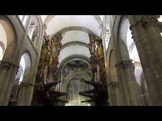 Catedral de Santiago  de Compostela. Órgano, sábado 15 de Abril de 2017