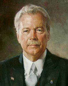 John Howard Sanden Portrait Artist