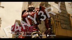 Vingadores Era de Ultron DVD-R CUSTON
