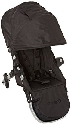 Baby Jogger City Select Second Seat Kit with Silver Frame, Onyx This city select second seat kit converts your city select single silver frame to a double in Baby Jogger City Select, Baby Stroller Accessories, Traveling With Baby, Peek A Boos, Shopping Hacks, Baby Gear, Baby Travel, Travel Set, Baby Car Seats