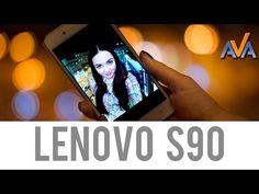 Смартфон Lenovo Sisley S90 обзор от AVA.ua - YouTube
