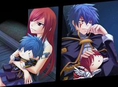 Fav anime couple has to be Jerza! THIS WAS SOOOOO HARD! I mean, there is soooo many many couples and i ship them all sooooo.... I went with this because its not that there my favourite (be3cause that is impossible!!) but I ship them the most... cuz OMG JELLAL WHHHHHYYYYYYY????? (<--- Fairytail fans will know what this means :) )