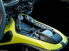 Pin By Chris Arella On Auto: Interiors Best Car Interior, Car Interior Sketch, Car Interior Design, Automotive Design, Aston Vantage, Aston Martin Vantage, Super Sport Cars, Super Cars, Aston Martin Interior