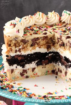 3 Layer Cakes That Will Blow. Your. Mind.