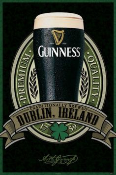 HARP Ireland Lager guinness OVAL STICKER decal craft brewery brewing