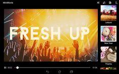 MiniMovie-Slideshow Maker - screenshot thumbnail