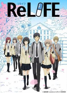 ReLIFE 01-02 VOSTFR | Animes-Mangas-DDL