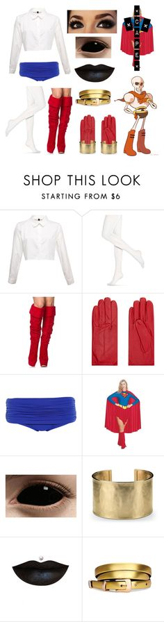 """Papyrus (Undertale) ©"" by khodionna ❤ liked on Polyvore featuring Hue, Furla, Norma Kamali, Rubie's Costume Co., Blue Nile, women's clothing, women, female, woman and misses"