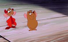 Gus from Cinderella | 28 Fantastically Adorable Disney Creatures That We Wish Were Real