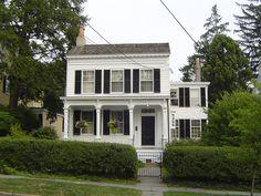 Albert Einstein House, Princeton, New Jersey