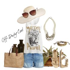 Summer Rebel by noconfessions on Polyvore