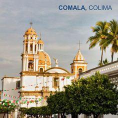 """Comala is known as """"Pueblito Blanco."""" #VisitMexico #LiveItToBelieveIt #VivaloParaCreerlo"""