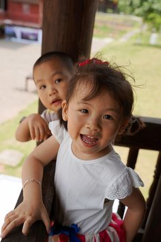 "photo ""happy time"" tags: portrait, still life, street, Asia, childrenl, summer"