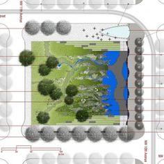 tanner springs park by atelier Dreiseitl
