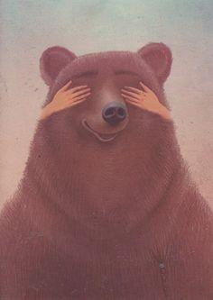 Galya Zinko | ILLUSTRATION | 'Masha the Bear'