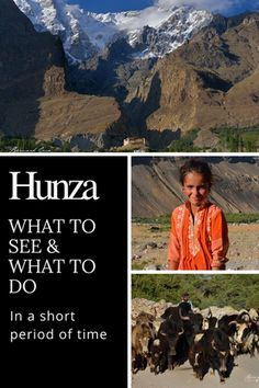 Photography Sites, Travel Photography, Baltit Fort, Serena Hotel, Karakoram Highway, Hunza Valley, Public Transport, Nice View, The Locals