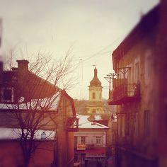 Buchach town, Western Ukraine