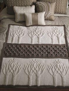 Ravelry: SimplyAlice's Tree of Life Afghan (crochet)