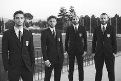 soccer/Italian National Football Team/DOLCE & GABBANA/Worldcup Brasil/2014