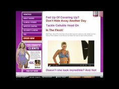 ***Slendex & How Billie Faiers Got Rid of Her Cellulite***