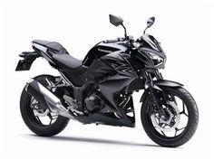 Kawasaki Z300 ABS 2016