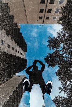 Los Angeles by HumzaDeas fog sunset reflection travel aerial drone Los angeles humzadeas HumzaDeas Epic Photos, Cool Photos, My Photos, Moon Texture, Texture Art, Litle Boy, Snowdonia National Park, Reflection Photography, Aerial Drone