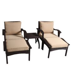 BROWN JORDAN   Vineyard Coffee Table / Ottoman   D11097 TO CAN   Home Depot  Canada | Brown Jordan Patio Furniture | Pinterest | Coffee Table Ottoman,  Brown ...