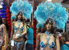 Carnaval: passistas e políticos do mensalão dominam a procura de fantasias na rua 25 de Março, em São Paulo | Chic - Gloria Kalil: Moda, Beleza, Cultura e Comportamento