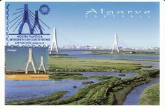 Ponte sobre o Rio Arade (Portimão)