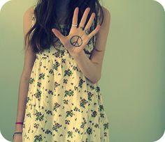 Peace via Tumblr: peace