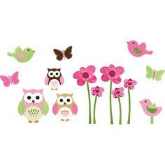 owl vinyl stickers - Google Search