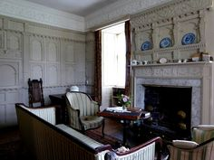 Chastleton House - featured in WoI The Best of Interiors - 25 Years